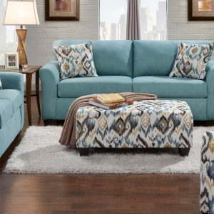 Sensations Capri Loveseat